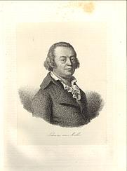 Author photo. Johannes von Müller