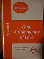 God, A Community of Love by RENEW (Canada),