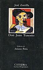 Don Juan Tenorio by José Zorrilla