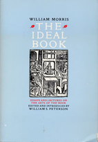 The Ideal Book: Essays and Lectures on the…