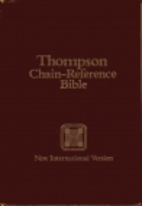 NIV Thompson Chain-Reference Bible by Frank…