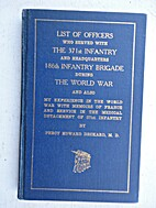 List of officers who served with the 371st…