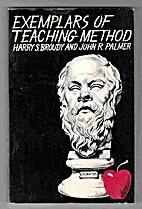 Exemplars of teaching method by Harry S.…