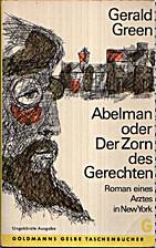 Abelman oder Der Zorn des Gerechten Roman by…