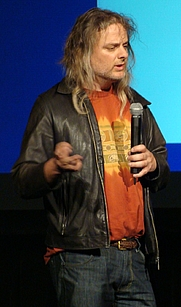 Author photo. Taken from Wikipedia, <a href=&quot;http://en.wikipedia.org/wiki/File:David_Chalmers_TASC2008.JPG&quot; rel=&quot;nofollow&quot; target=&quot;_top&quot;>http://en.wikipedia.org/wiki/File:David_Chalmers_TASC2008.JPG</a>