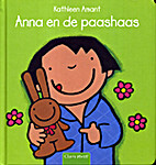 Anna en de paashaas by Kathleen Amant