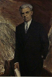 Author photo. Portrait as Secretary of Labor