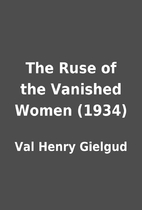 The Ruse of the Vanished Women (1934) by Val…