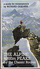 The Alpine 4000m Peaks by the Classic Routes…