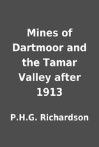 Mines of Dartmoor and the Tamar Valley after…