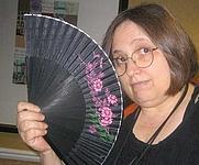 Author photo. photo taken at Nebula Awards