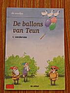 De ballons van Teun by R. Vandervee