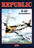 Republic P-47 Thunderbolt by Martin Velek