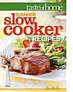 Taste of Home Summer Slow Cooker Recipes by…