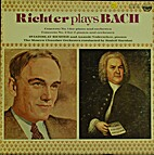 Richter plays Bach [sound recording] by…