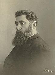 Author photo. Jacob Mikhailovich Gordin