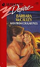 Man From Cougar Pass by Barbara McCauley