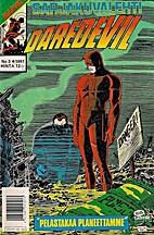 Daredevil: Sarjakuvalehti 3/1991 by Ann…