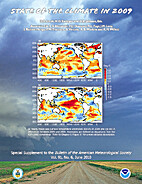 State of the Climate in 2009 by D. S. Arndt