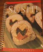Simply Sushi Book and DVD by Steven Pallett