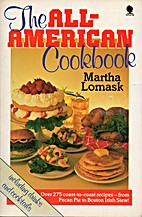 All American Cook Book by Martha Lomask