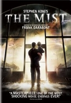 Mist DVD Book Shrinkwrap by Stephen King