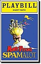 Monty Python's Spamalot Playbill by John Du…