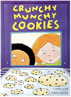 Crunchy, Munchy Cookies by V. M. Racanelli