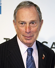 Author photo. Michael Bloomberg attending the premiere of The Union at the 2011 Tribeca Film Festival [credit: David Shankbone]