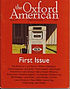 The Oxford American: First Issue {Issue 1,…
