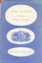 Jane Austen by Margaret Kennedy