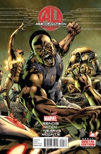 Age of Ultron #04 by Brian Michael Bendis