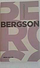 Bergson by Alberto Peratoner