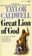 Great lion of God by Taylor Caldwell