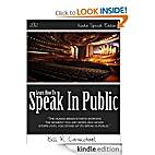 Learn How To Speak In Public by Ella Crane