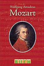 Wolfgang Amadeus Mozart by Rudolf Nykrin