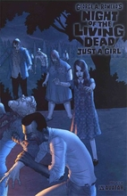 Night of the Living Dead Just a Girl by John…