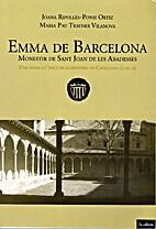 Emma de Barcelona. Monestir de Sant Joan de…