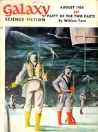 Galaxy Science Fiction 1954 August, Vol. 8,…