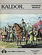 Kaldor by N. Robin Crossby
