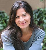 Author photo. Photograph by Sonia Chaghatzbanian