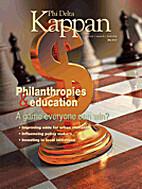 Philanthropies & education: A game everyone…