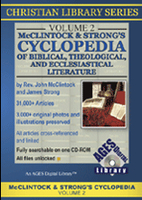 Cyclopedia of Biblical, Theological, and…