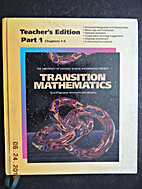 Transition Mathematics (Teacher's…