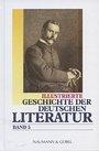 Illustrierte Geschichte der deutschen Literatur. Sonderausgabe in drei Bänden. - Anselm Salzer