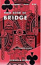 First Book of Bridge by Alfred Sheinwold