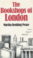 The Bookshops of London by Martha Redding…