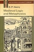 Mediaeval Logic and Metaphysics (Univ. Lib.)…