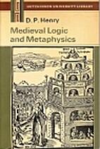 Mediaeval Logic and Metaphysics (Univ. Lib.)…