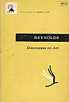Discourses on Art by Sir Joshua Reynolds
